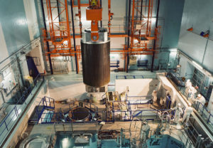 Decommissioning Nuclear Plant with Syngenia talents