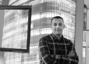 Walid Alabdaoui, a consultant with two strong professional identities